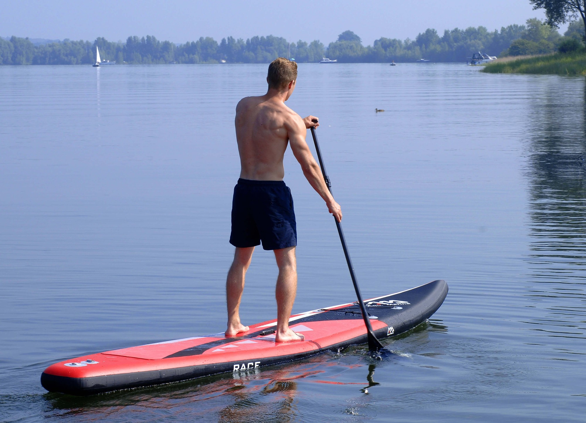 Race Sup Board Stand Up Paddle F 252 R Rennen